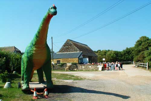 The Dinosaur Farm Museum